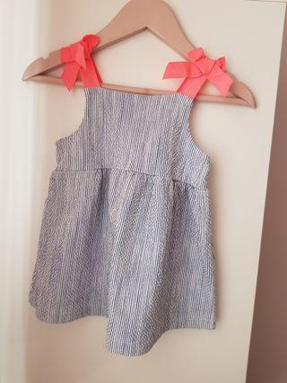 Vestido Zara baby 9_12