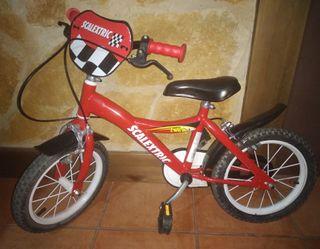 Bicicleta Scalextric