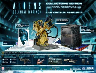 Alien Colonial Marines PS3 nuevo
