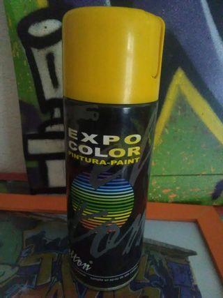 bote lata felton Expo color graffiti