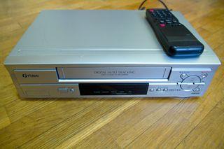 Reproductor de vídeo VHS Funai
