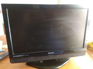 television monitor ordenador