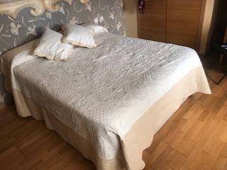 Colcha de primavera para cama 1,50cm