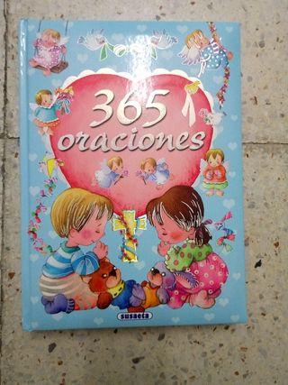 LIBRO DE 365 ORACIONES