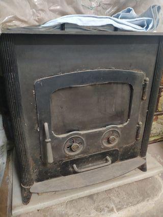estufa hierro fundido