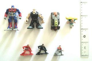 7 Figuras manga x sólo 1€: TRANSFORMERS juguetes