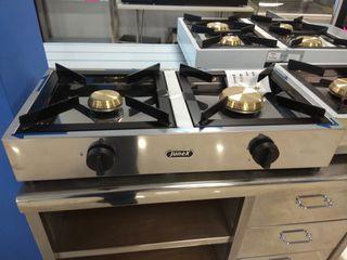 Cocina ¡¡NUEVA!! sobremesa 2 fuegos