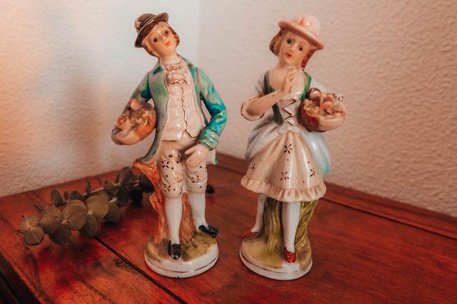Figuras cerámica