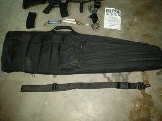 Funda para rifle airsoft Zasdar