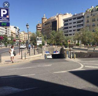 alquiler plaza Parking Puerta Real