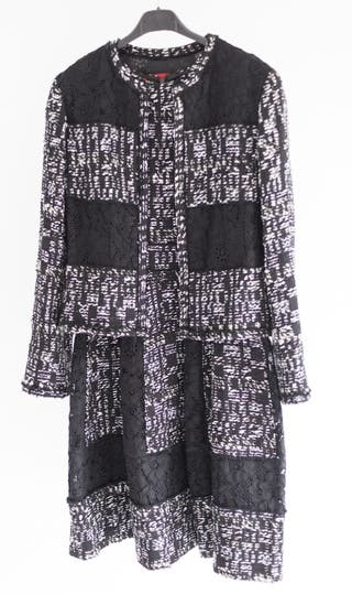 Conjunto vestido y chaqueta Carolina Herrera t36