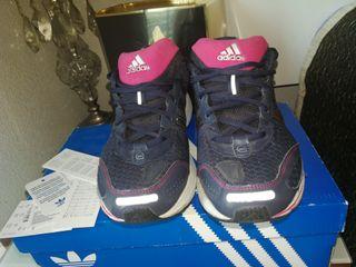 Zapatillas Adidas mujer T. 40 running