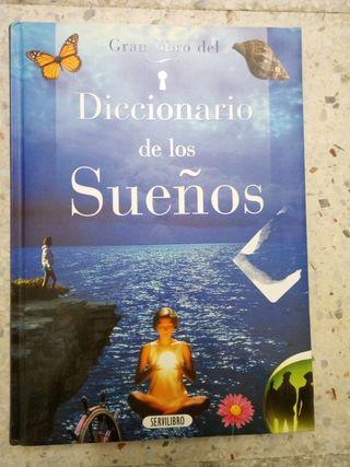 GRAN LIBRO DEL DICCIONARIO DE LOS SUEÑOS