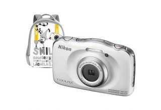 Nikon Coolpix W100 con MOCHILA, A ESTRENAR
