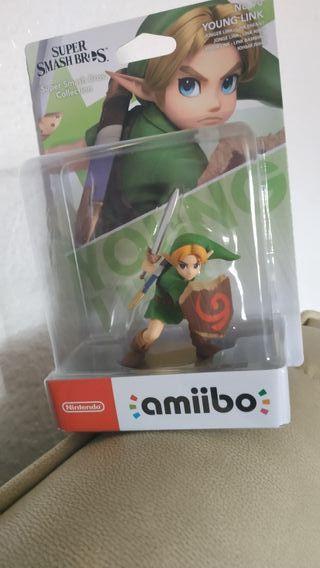Amiibo Link Joven N70