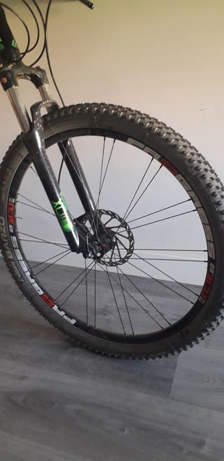 bicicleta mtb 29'