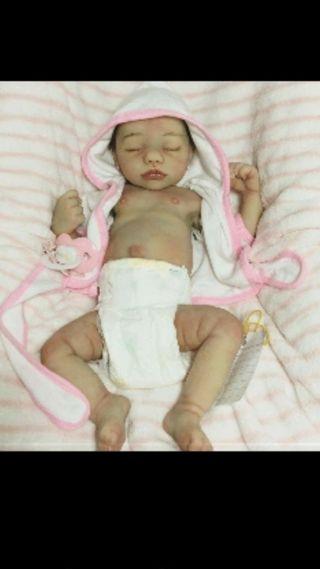 bebé silicona