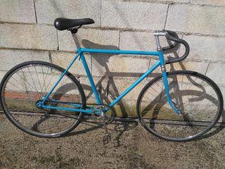 Bici Fixie contrapedal