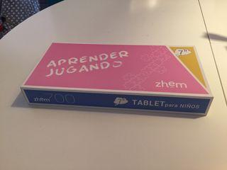 """Tablet para niños zhem 700 7"""" . Totalmente nuevo"""