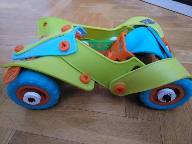 coche montable