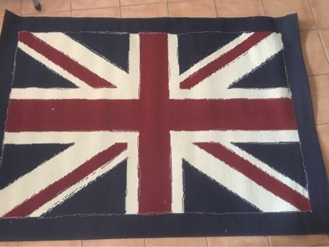 Alfombra bandera.