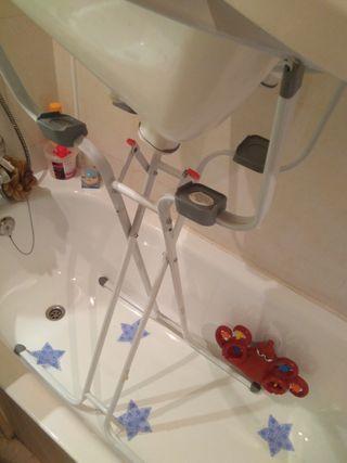 bañera báscula