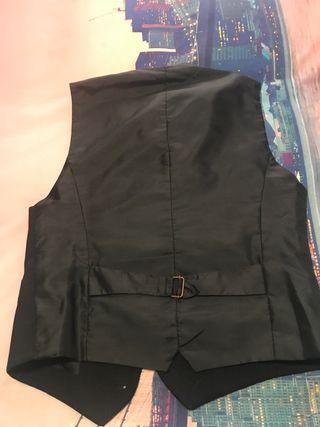 Traje chaqueta tres piezas talla chaqueta 46
