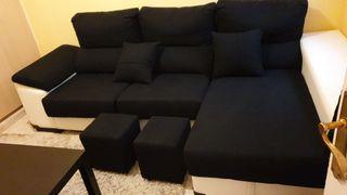 Sofá chaise longue