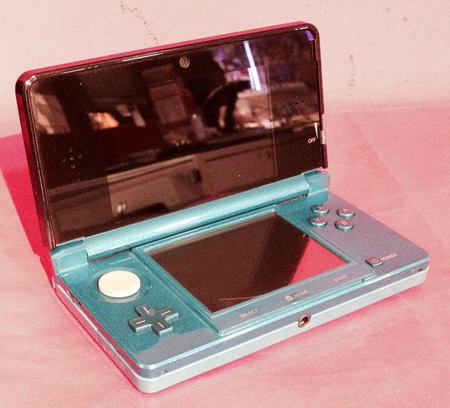CONSOLA NINTEND 3DS