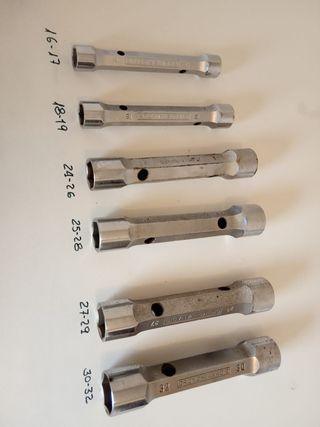 Llaves de tubo