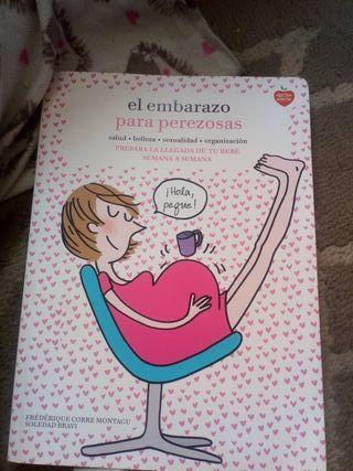 libro embarazo para perezosas