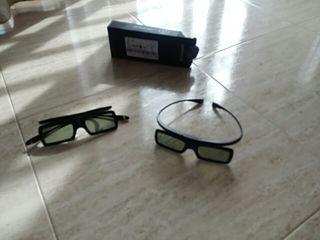 Gafas 3D. Samung Smart tv