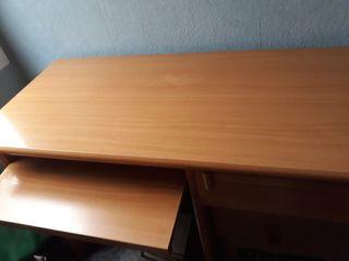 Escritorio madera para ordenador