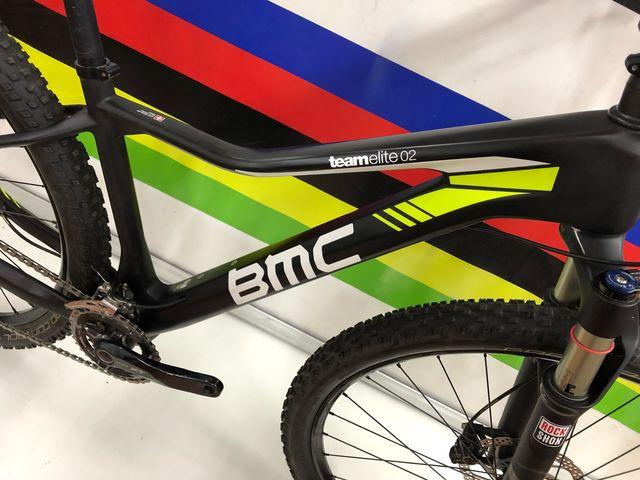 Bicicleta BMC team elite02 carbon 29 XS