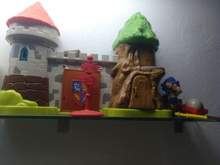 Castillo de Mike el caballero