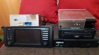 audio BMW E39 E53 y otros