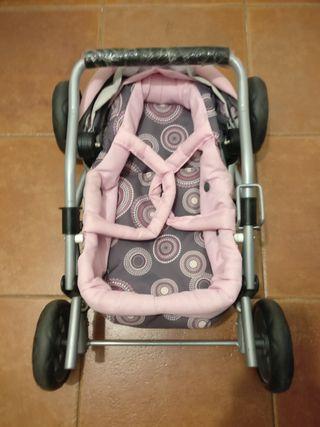 Sillita de capota de juguete para bebés