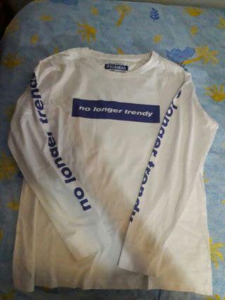 camiseta P&B