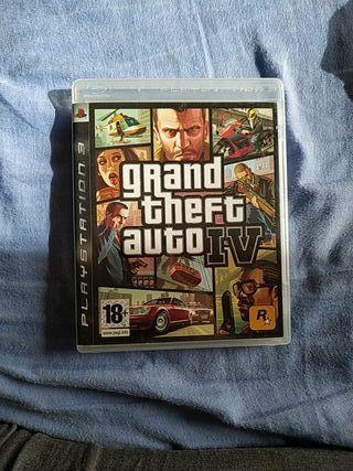 GTA IV para play station 3