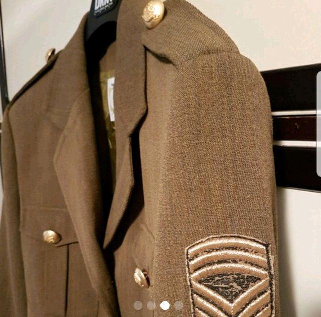 Chaquetón Militar J+G