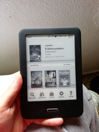 ebook bq Cervantes táctil