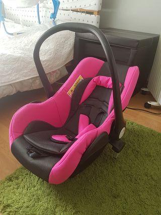 Dos sillas de coche