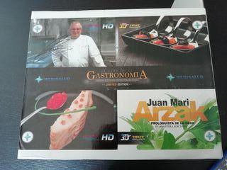"""Colección """"El arte de la gastronomía"""""""