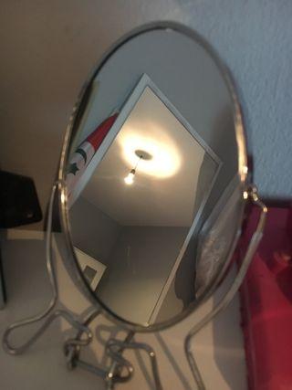 Espejo para maquillar