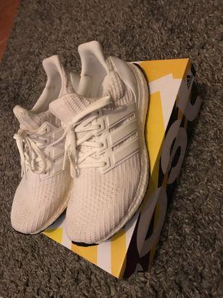 Adidas ultraboost white