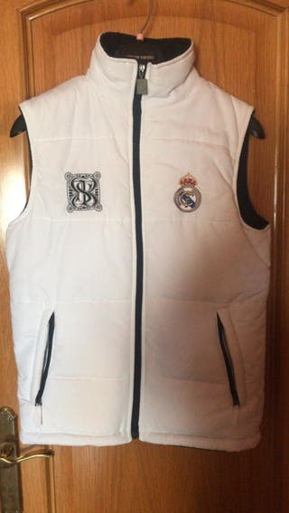 Chaleco del Real Madrid