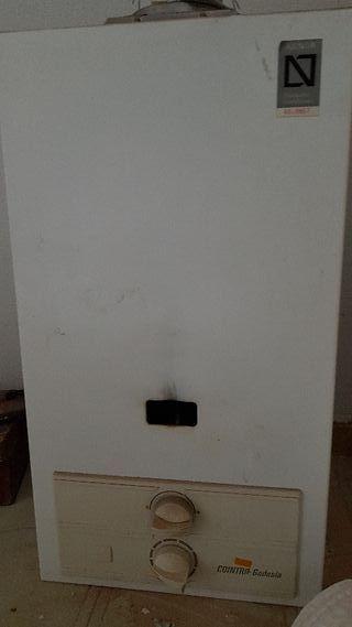 Calentador Cointra de gas, funciona perfectamente