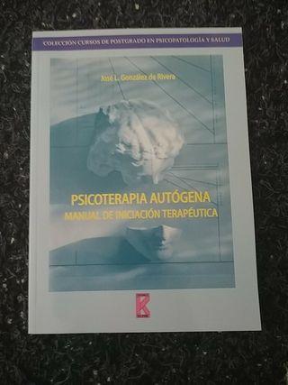 Psicoterapia autogena