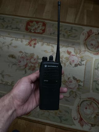 Emisora portátil Motorola GP340
