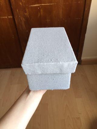 Caja almacenamiento